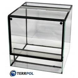 Terrarium gilotyna 30x30x30cm