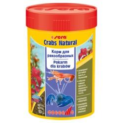 Sera Crabs Natural dla skorupiaków 100ml