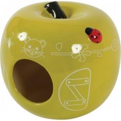 Gniazdo ceramiczne jabłko Zolux kolory