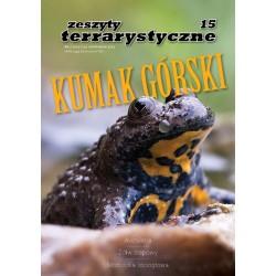 Kumak górski Zeszyty Terrarystyczne nr 3/2015 (15)