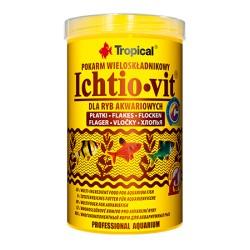 Ichtio-Vit 250ml pokarm wieloskładnikowy Tropical