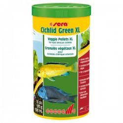 Sera Cichlid Green XL 370 g