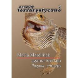 Agama brodata Zeszyty Terrarystyczne nr 1/2011 (01) PDF