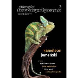 Kameleon jemeński Zeszyty Terrarystyczne nr 1/2013 (06) PDF