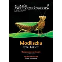 Ebook Zeszyty Terrarystyczne nr 8