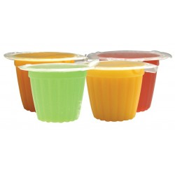 Jelly Pots Fruit Flavours galaretki