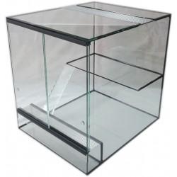 Terrarium dla myszoskoczka gryzoni 50x40x40