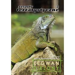 Legwan Zielony Zeszyty Terrarystyczne nr 2/2011 (2)