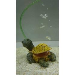 Ceramiczna dekoracja żółwik CH-3320 - napowietrzacz akwarium
