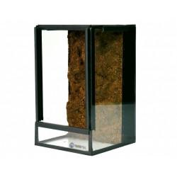 Terrarium 15x15x25cm z tłem