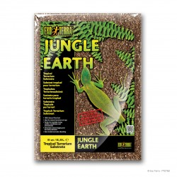 Podłoże do terrarium Jungle Earth, 8,8L