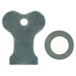 Membrana zapasowa z kluczem do zamgławiacza