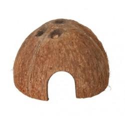 Zestaw 3 domków kokosowych