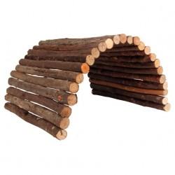 Mostek drewniany 28x17cm